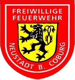 Wappen der Freiwilligen Feuerwehr Neustadt bei Coburg