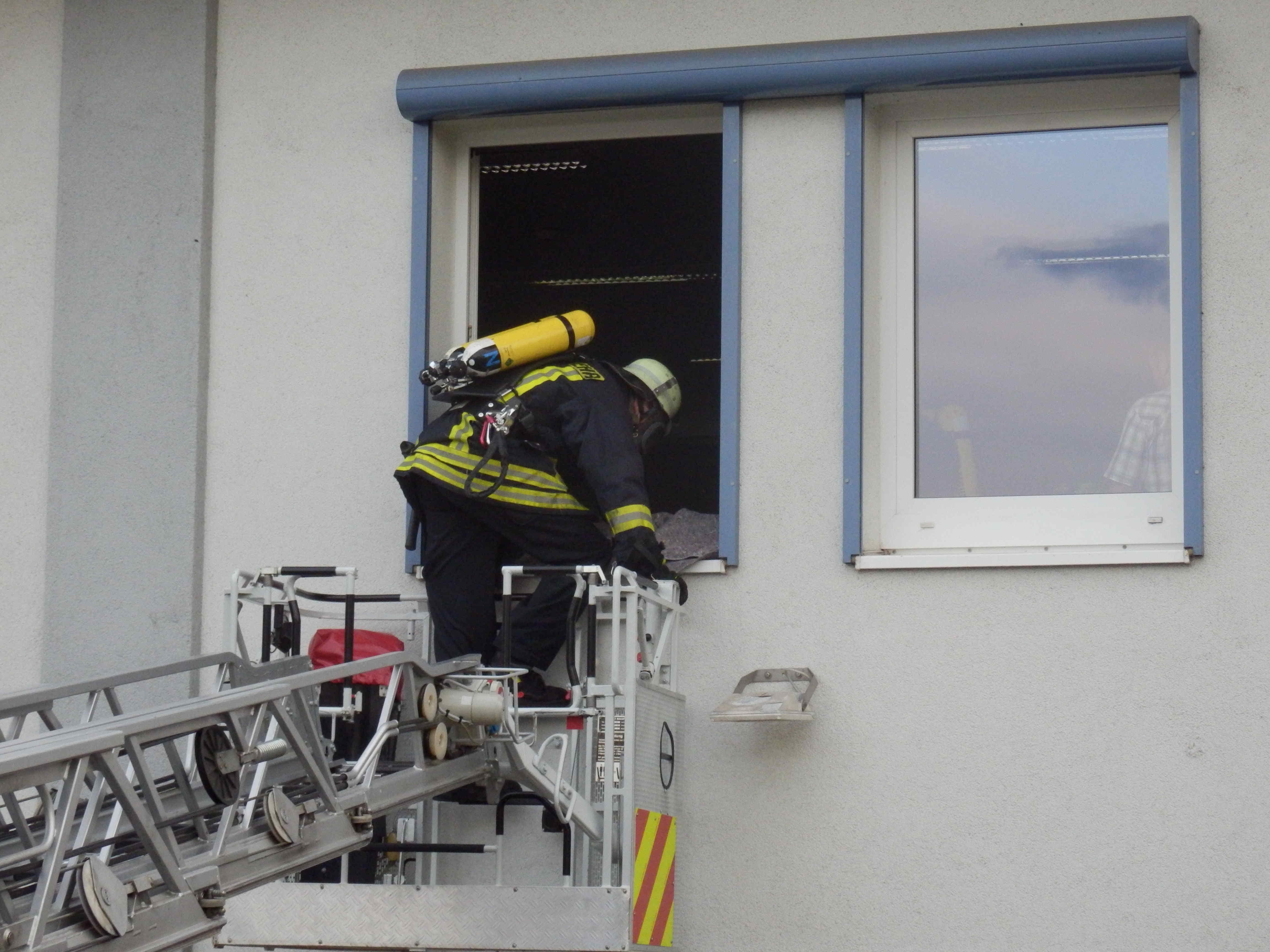 Ausbildung Atemschutzgeräteträger am 16.05.14