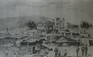 Brandplatz 1839