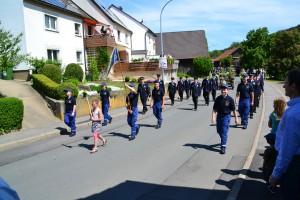 Feuerwehrfest Gestungshausen (1)