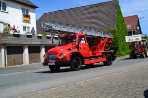 Feuerwehrfest Gestungshausen (2)