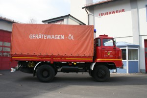 Gerätewagen ÖL