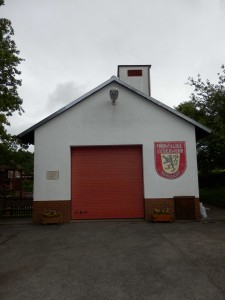 Feuerwehrgerätehaus Bergdorf