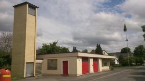 Feuerwehrgerätehaus Haarbrücken