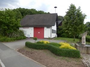 Feuerwehrgerätehaus Fürth am Berg