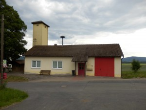 Feuerwehrgerätehaus Kemmaten