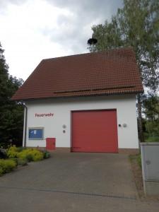 Feuerwehrgerätehaus Unterwasungen