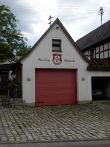 Feuerwehrgerätehaus Wellmersdorf