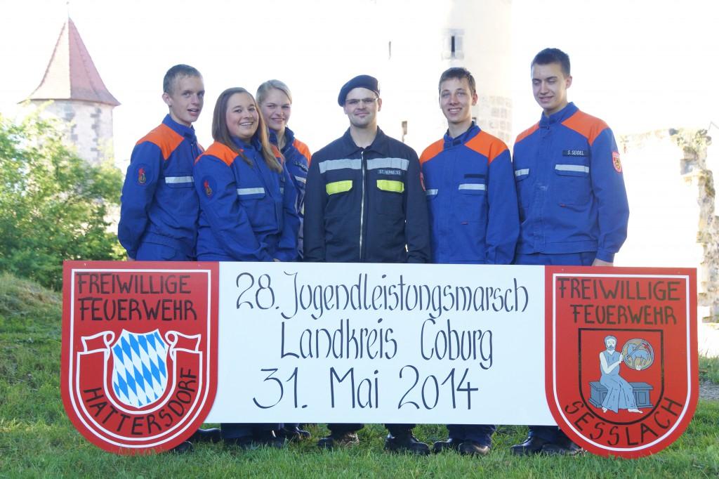Teilnehmer JLM 2014 B-Teil