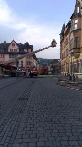 Wohnhausbrand Sonneberg (3)