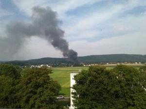 Brand Ketschenbach
