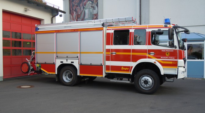 """""""Weihnachtsbaumbrand"""" auf Deponie am 11.01.15"""