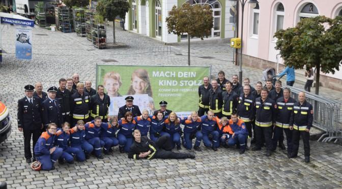 Präsentation der Feuerwehr Neustadt am 20.09.14