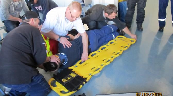 Ausbildung Erste Hilfe und Defibrillator