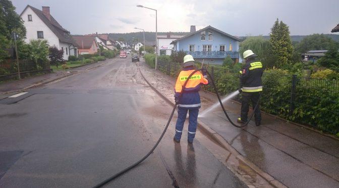 Straßenreinigung Ketschenbach