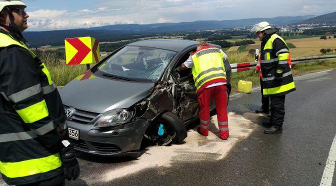 Verkehrsunfall am 13.07.2016
