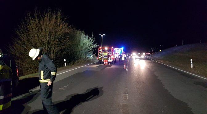Verkehrsunfall am 17.03.2017