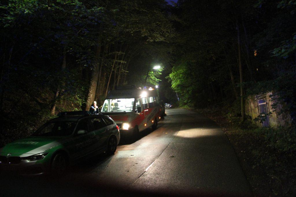 Brand Scheune Oettingshausen 31.08.17